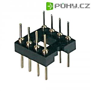 IC adaptér patice 7.62 mm Počet pólů: 18 ASSMANN WSW AR 18-ST/T 1 ks
