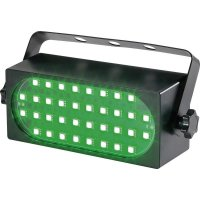 LED barevný reflektor Renkforce, DL-1005, 5 W, multicolour