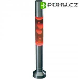 Lávová lampa, 25 W, 580 mm, červená
