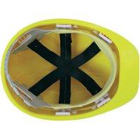 Ochranná helma Voss Helme, 2681, 6bodová, žlutá