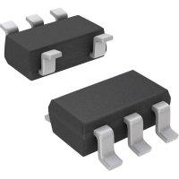 Operační zesilovač Quad Single Supply Microchip Technology MCP601T-I/OT, SOT-23-5