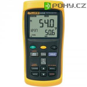 Teploměr Fluke 53-2 50 B HZ, s USB, -250 až +1767 °C