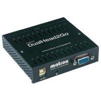 Externí grafická karta Matrox DualHead2GO D2G-A2A-IF
