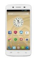 Prestigio MultiPhone 5507, bílý (PSP5507DUOWHITE)