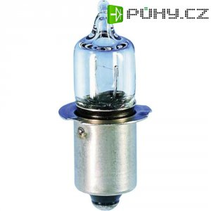 Miniaturní halogenová žárovka Barthelme, 01696040, P13.5s, 6 V, 2,4 W