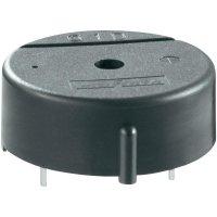 Piezoměnič, 75 dB, 3 - 20 V / DC, PKB24SWH3301