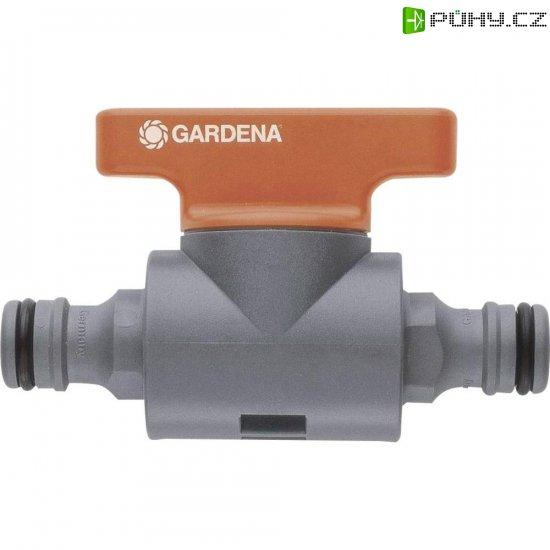 Spojka s regulačním ventilem Gardena - Kliknutím na obrázek zavřete