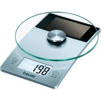 Solární kuchyňská váha Beurer KS 39, 708.15, nerez