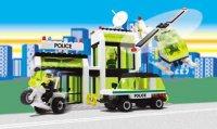 Stavebnice CHEVA 19 POLICEJNÍ STANICE