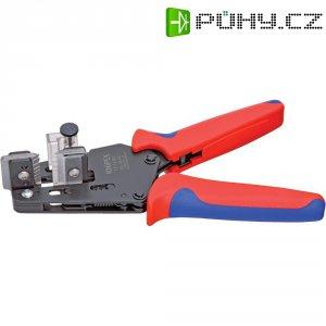 Přesné odizolovací kleště s tvarovými noži Knipex 12 12 02, 195 mm