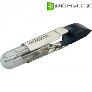 Telefonní nástrčná žárovka Barthelme 00510650, 6 V, 0,3 W
