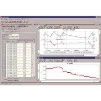 Měřicí software Greisinger GSOFT 40 K pro dataloggery EASYLog a MINILog
