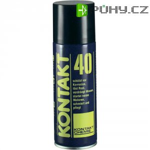Univerzální olej na kontakty 200 ml