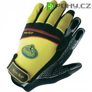 Pracovní rukavice CLARINOR, s protisluzovými dlaněmi, velikost M (8)