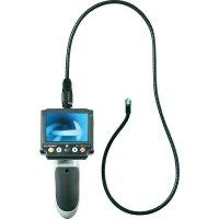 Endoskop Voltcraft BS-250XWSD s odnímatelným displejem a slotem pro microSD kartu