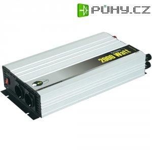 Sinusový měnič napětí DC/AC e-ast HPLS 2000-24, 24V/230V, 2000 W