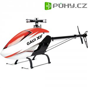 RC vrtulník GAUI X4 Flybarless Combo, stavebnice
