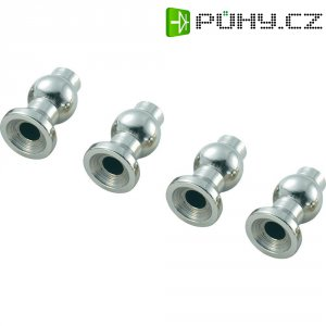 Hliníkové kuličky kloubů Reely, 7 x 12,5 mm, 1:8 (MV11303)