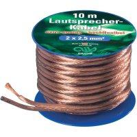 Balený reproduktorový kabel Extra Quality, průřez 2 x 1,