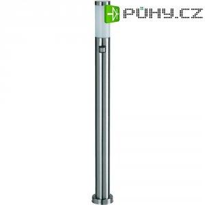 Nerezové venkovní svítidlo ZIGAR, 100 cm s detektorem pohybu