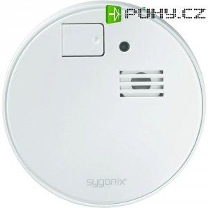 Detektor kouře Sygonix, 43117V, 9 V/DC, fotoelektrický
