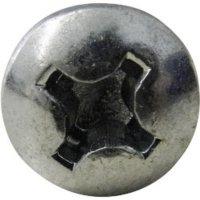 Šrouby do plechu s čočkovou hlavou DIN 7981 C, 2,9 X 9,5