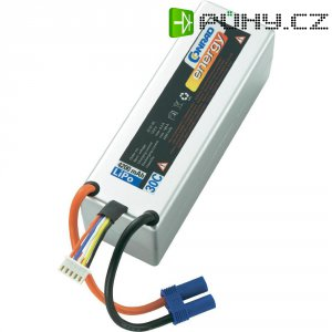 Akupack Li-Pol (modelářství) Conrad energy, 14.8 V, 4200 mAh, 30 C, EC5