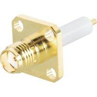 SMA konektor BKL 409070, 50 Ω, zásuvka vestavná na kabel