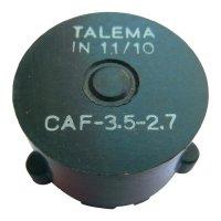Zapouzdřená cívka Talema CAF-1,0-27, 27 mH, 1,0 A