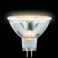 Halogenová žárovka Sygonix GU5.3, 12 V, 35 W, Ø 50 mm, stmívatelná, teplá bílá