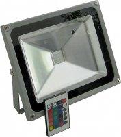 Reflektor LED 30W RGB