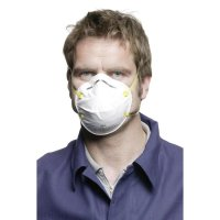 Respirátor proti jemnému prachu 3M 8710E, třída filtrace FFP 1, 20 ks