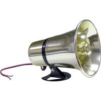 Alarmová siréna Kojak, 100 dB/1 m, 10 W