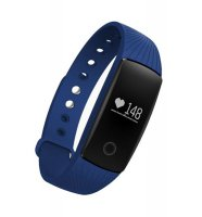 Náramek fitness UMAX U-Band 107HR modrý