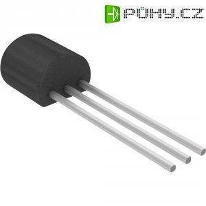 Bipolární tranzistor Diotec BC557B, PNP, TO-92, 100 mA, -45 V