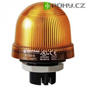 Trvalé světlo Werma, 815.300.00, 12 - 240 V/AC/DC, IP65, žlutá