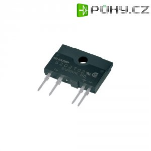 Polovodičové relé Sharp S 202 T01, 250 VAC