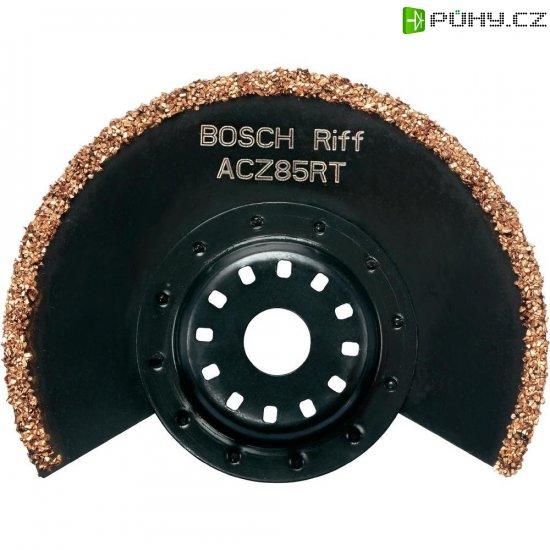 Segmentový pilový kotouč s tvrdokovovými zrny Bosch HM-RIFF, 2608661642, Ø 85 mm - Kliknutím na obrázek zavřete