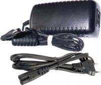 Napáječ, síťový adaptér NetBit 12V/3,15A spínaný, konc. 5,5x2,1mm