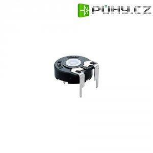 Trimr Piher horizontální, PT 15 NV 250K, 250 kΩ, 0,25 W, ± 30 %