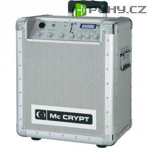 Přenosný PA reprobox Mc Crypt PPA8, 15/22 W