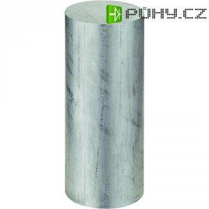 Kulatý profil hliníkový, 35 x 100 mm