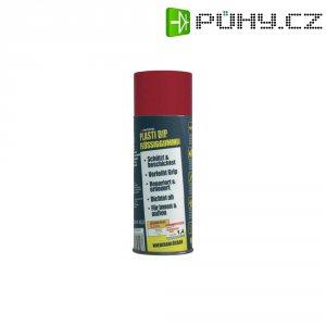 Tekutá guma ve spreji Plasti Dip, 400 ml, červená