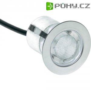 Sada vestavných LED svítidel Brilliant Cosa 30, světlo studené bílé, nerez (G03093/82)