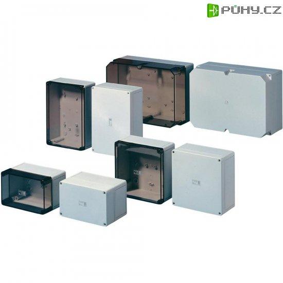 Instalační krabička Rittal PK 9506.000 110 x 110 x 66 polykarbonát světle šedá 1 ks - Kliknutím na obrázek zavřete