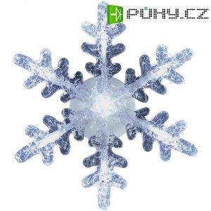 Sněhová vločka Konstsmide, 7 LED