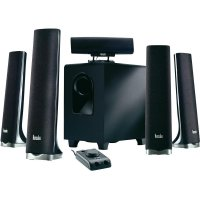 Hercules XPS 5.1 70 Slim - surround sound v super tenkémdesignu