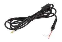 Napájecí kabel k notebooku, koncovka 5,5x3,8mm