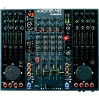 Profesionální DJ/MIDI mixážní pult s USB audio Allen & Heath Xone 4D