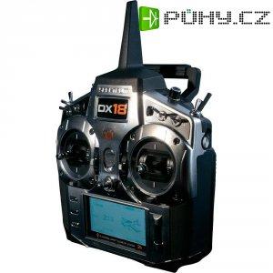 RC souprava pultová Spektrum DX18 Mode 2, 2,4 GHz, 18 kanálů